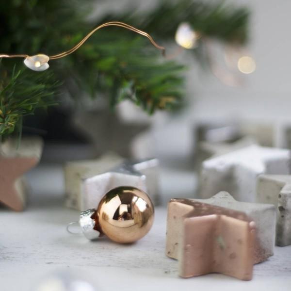 Χριστουγεννιάτικες διακοσμητικές κατασκευές από μπετόν15