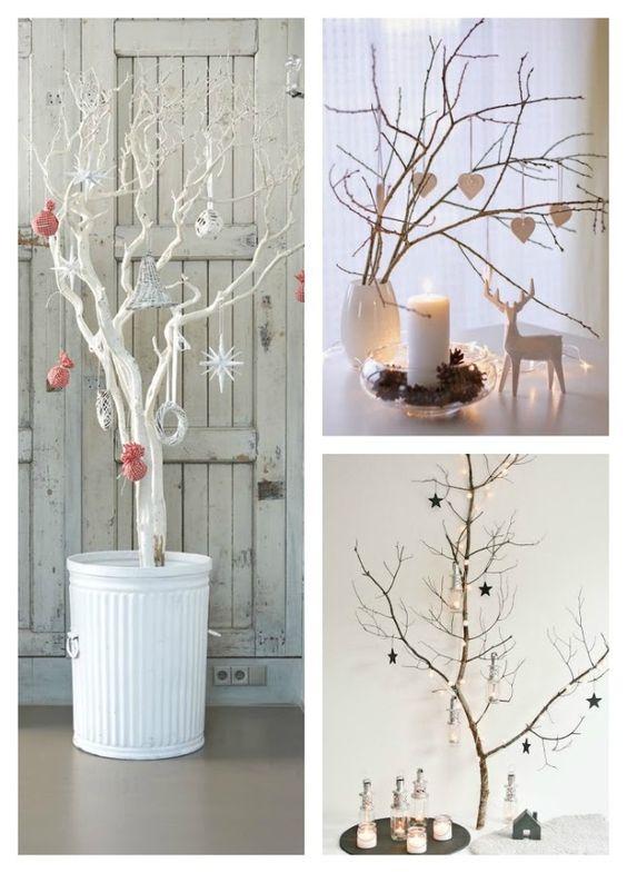 Χριστουγεννιάτικο δέντρο από κλαδιά11