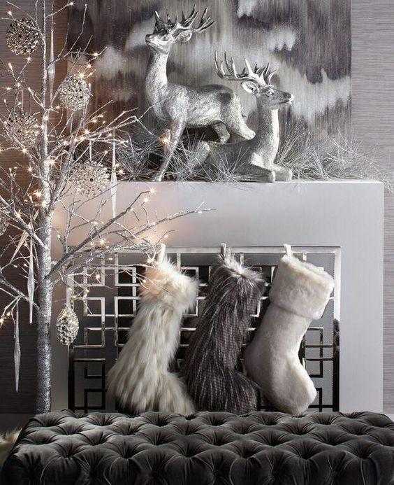 Χριστουγεννιάτικο δέντρο από κλαδιά2