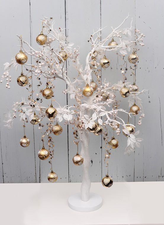 Χριστουγεννιάτικο δέντρο από κλαδιά22