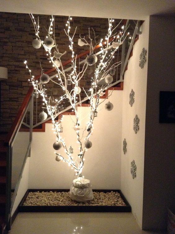 Χριστουγεννιάτικο δέντρο από κλαδιά26