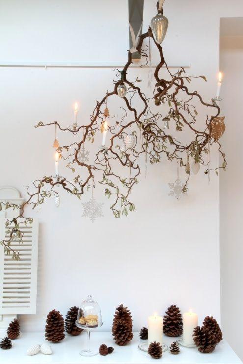 Χριστουγεννιάτικο δέντρο από κλαδιά30