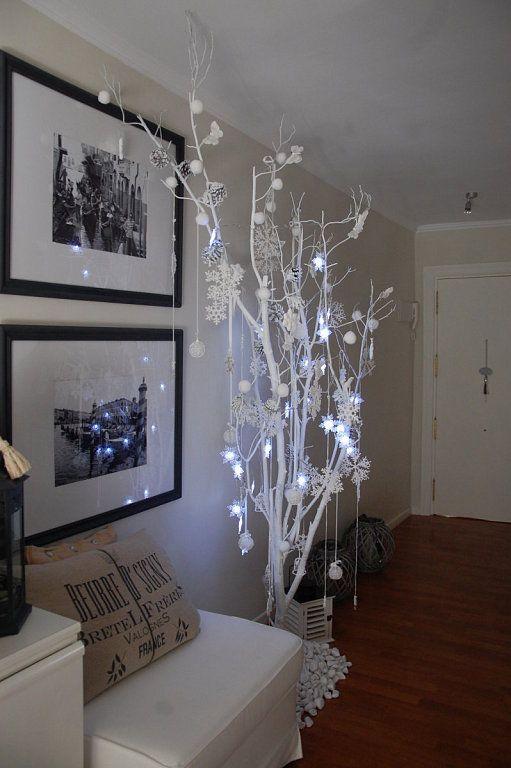 Χριστουγεννιάτικο δέντρο από κλαδιά31