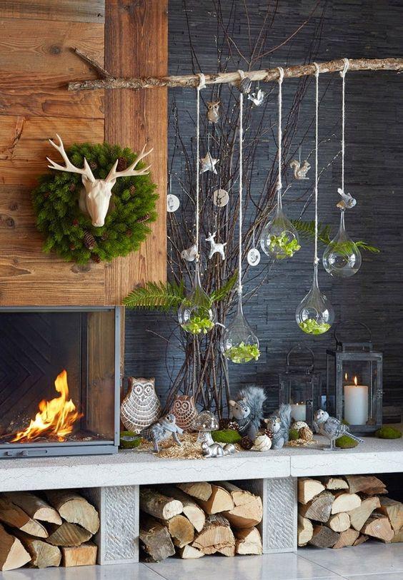 Χριστουγεννιάτικο δέντρο από κλαδιά6