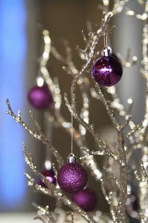 Χριστουγεννιάτικο δέντρο από κλαδιά8