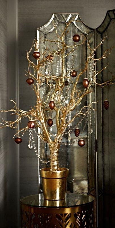 Χριστουγεννιάτικο δέντρο από κλαδιά9