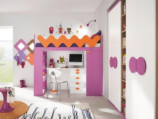 σχέδια παιδικού δωματίου11