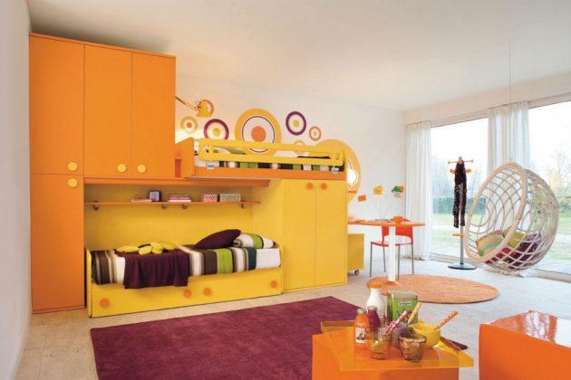 σχέδια παιδικού δωματίου9