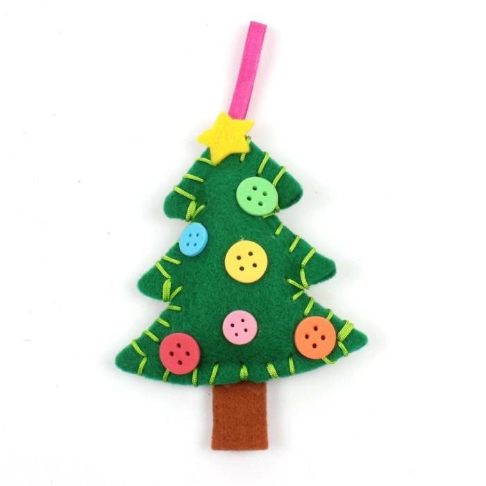 Ραφτά Χριστουγεννιάτικα στολίδια7