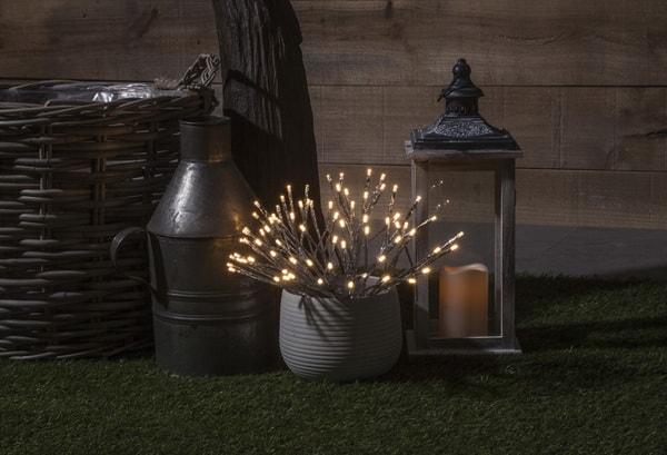 Χριστουγεννιάτικη διακόσμηση με φωτάκια LED4