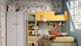 μοντέρνα παιδικά δωμάτια1