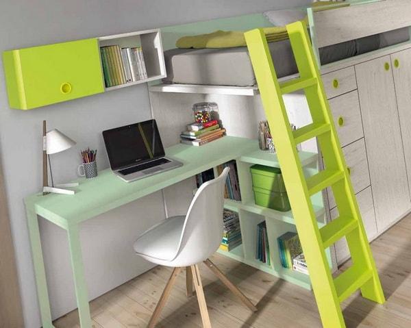 μοντέρνα παιδικά δωμάτια2
