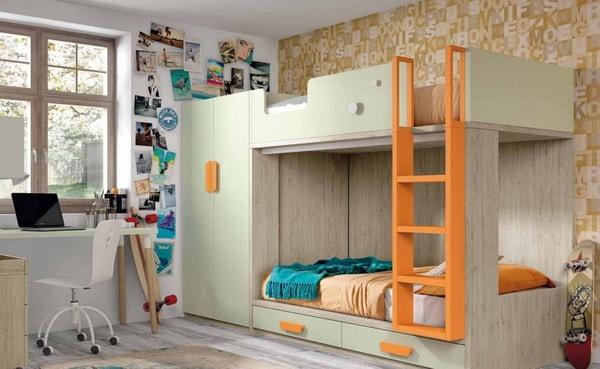 μοντέρνα παιδικά δωμάτια4