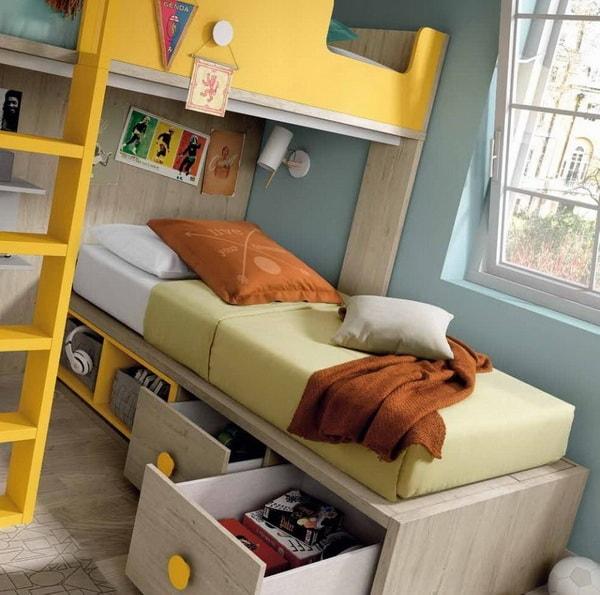 μοντέρνα παιδικά δωμάτια7