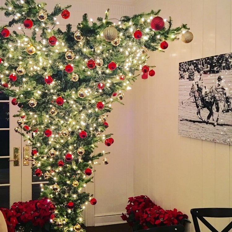 χριστουγεννιάτικο δέντρο ανάποδα13