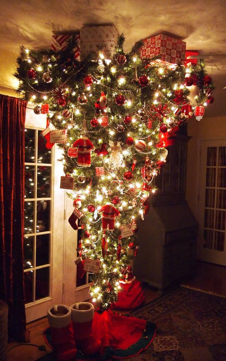 χριστουγεννιάτικο δέντρο ανάποδα14