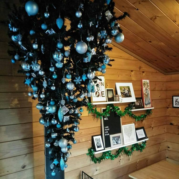 χριστουγεννιάτικο δέντρο ανάποδα6