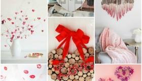 19 Καταπληκτικές DIY Κατασκεύες Από Παλέτες Για Την Ημέρα Του Αγίου Βαλεντίνου