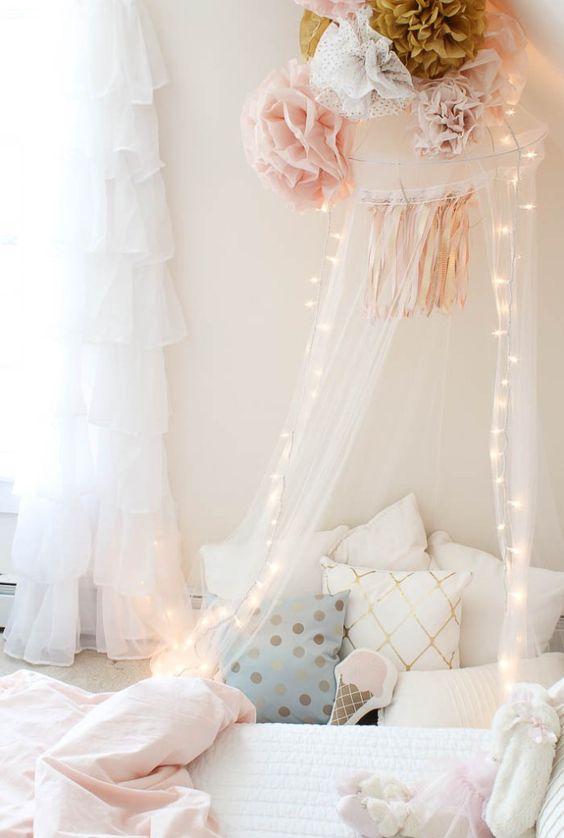 ιδέες με φωτάκια για το παιδικό δωμάτιο14
