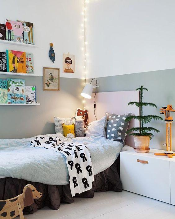 ιδέες με φωτάκια για το παιδικό δωμάτιο15