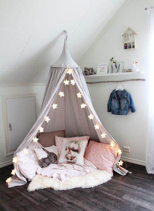 ιδέες με φωτάκια για το παιδικό δωμάτιο19