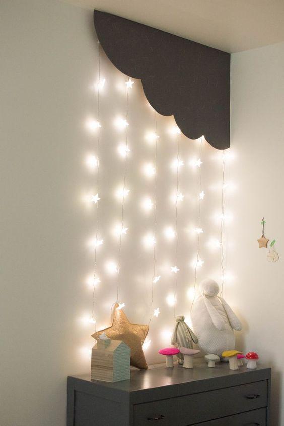 ιδέες με φωτάκια για το παιδικό δωμάτιο25