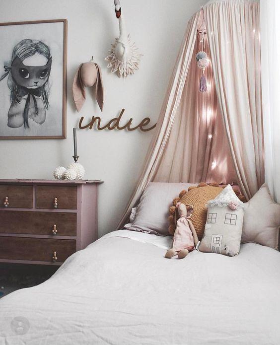 ιδέες με φωτάκια για το παιδικό δωμάτιο4