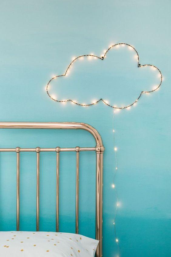 ιδέες με φωτάκια για το παιδικό δωμάτιο6