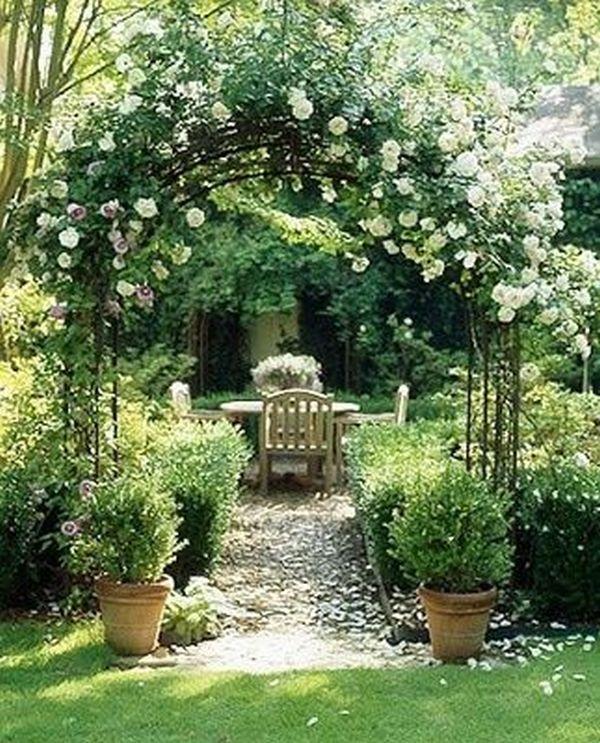 ιδέες από καμάρες κήπου15