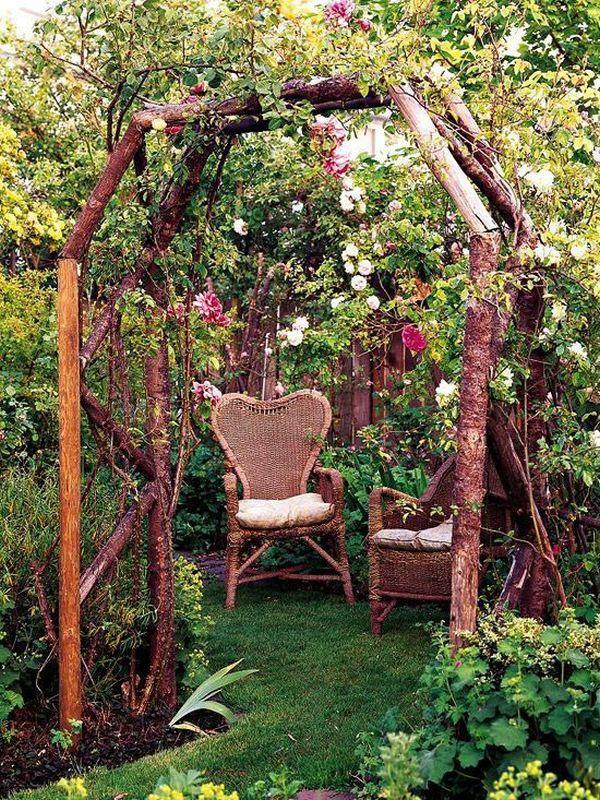 ιδέες από καμάρες κήπου8
