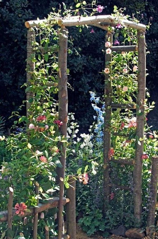 ιδέες από καμάρες κήπου9