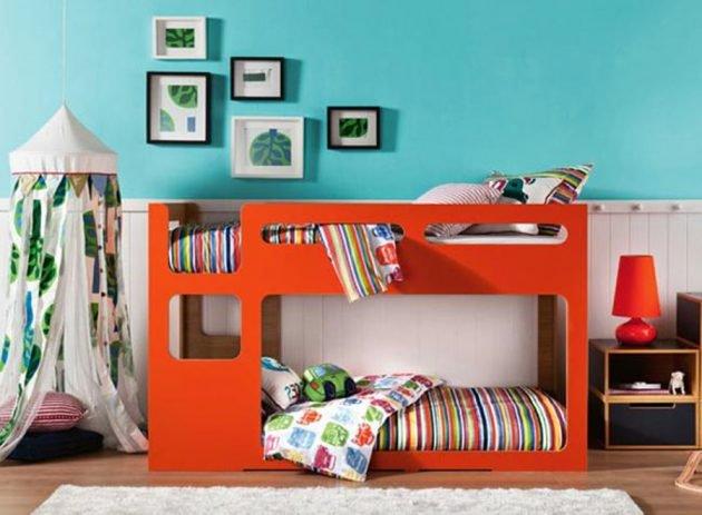 παιδικό δωμάτιο ιδέες11