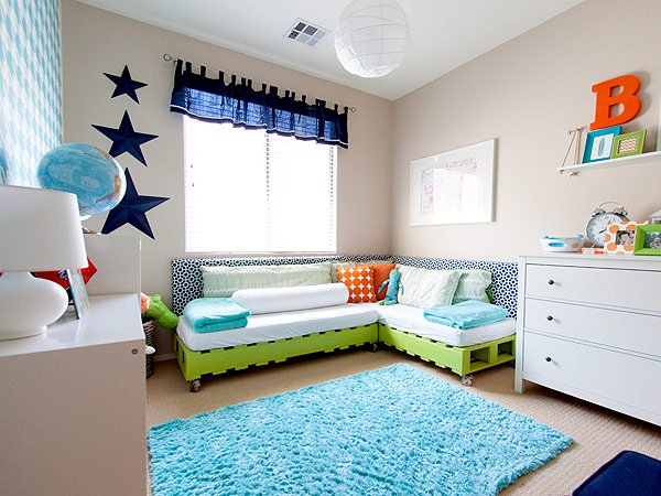παιδικό δωμάτιο ιδέες12