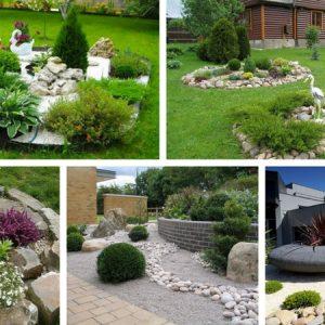 Βραχόκηποι: 30 ιδέες για τον κήπο και την αυλή σας
