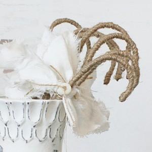 24 Καταπληκτικές Diy Ιδέες Λευκής ρουστίκ διακόσμησης για αυτή την άνοιξη