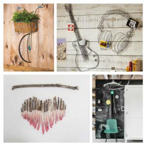 50 Πρωτότυπες ιδέες για τη διακόσμηση τοίχων – δημιουργήστε το δικό σας μοναδικό εσωτερικό